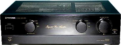 Pioneer A400 Integrated Amplifier
