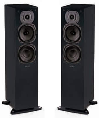 Quad 22L2 Floorstanding Loudspeakers
