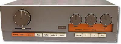 Quad 33 Pre Amplifier