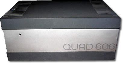 Quad 606 Power Amplifier