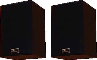 TDL Nucleus 1 Bookshelf Loudspeakers