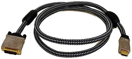 Profigold Oxypure PGV1102 DVI HDMI cable