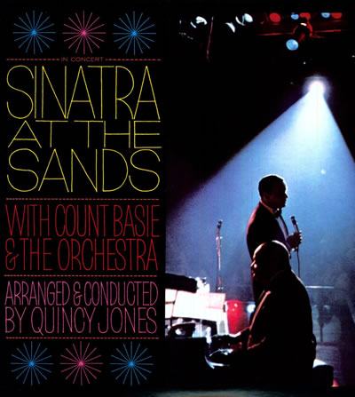 Sinatra at the Sands DVD Audio (dvda)